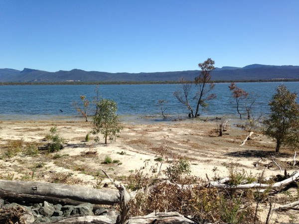 Lake Fyans monitoring station